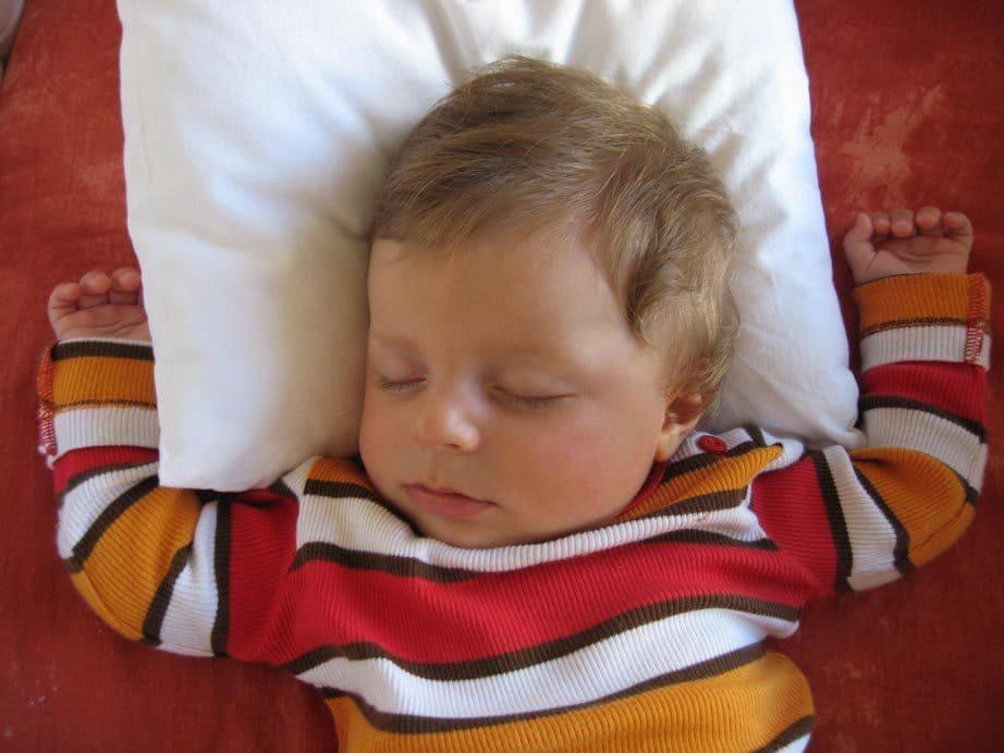 O sono e os bebes
